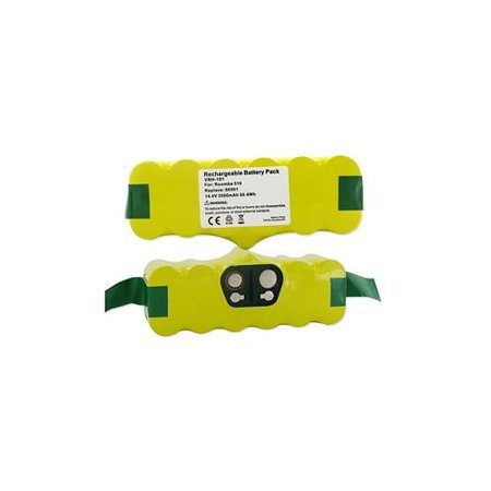 iRobot Roomba 650 Vacuum Cleaner Battery (NIMH 14.4V 3500mAh) - Replacement For Roomba 500 Vacuum Battery