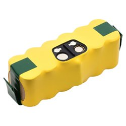 Replacement for IROBOT ROOMBA 650 replacement battery