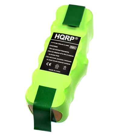HQRP 3300mAh APS Battery for Roomba 510 / 530 / 535 / 540 / R3 [Vacuum Cleaning Robot] Replacement plus...